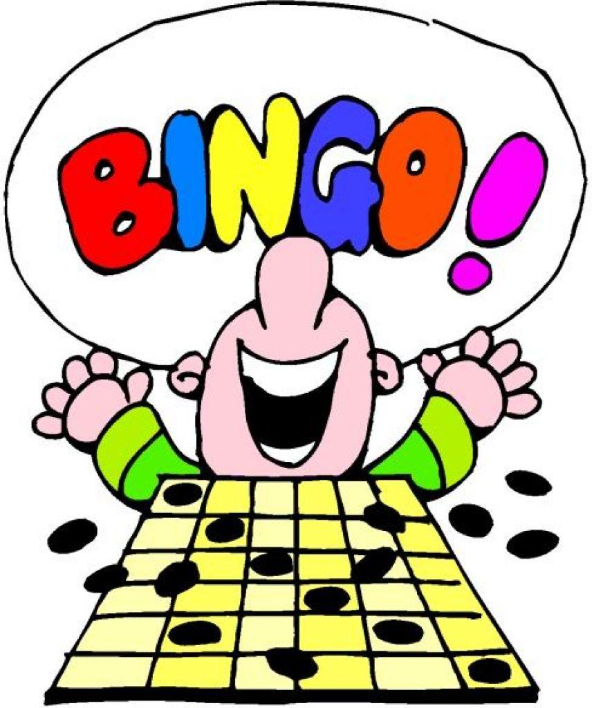 bingo clip art bingo game clipart.