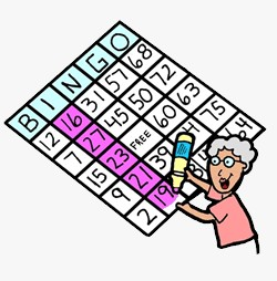 Free Bingo Cliparts, Download Free Clip Art, Free Clip Art on.