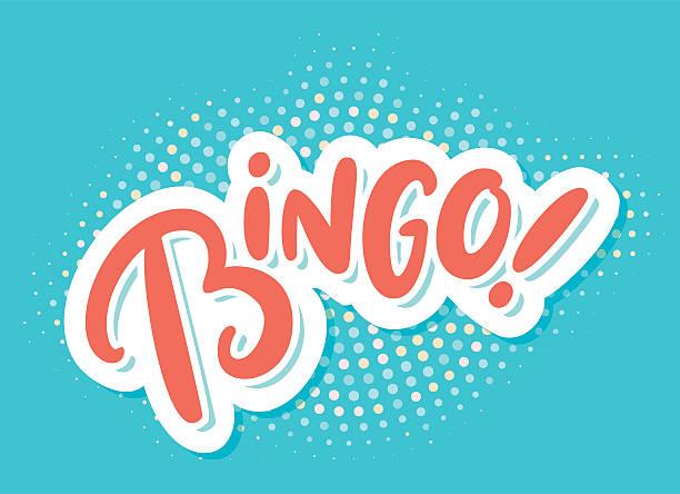 Best Bingo Illustrations, Royalty.