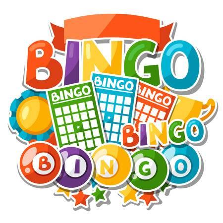 14,253 Bingo Cliparts, Stock Vector And Royalty Free Bingo Illustrations.