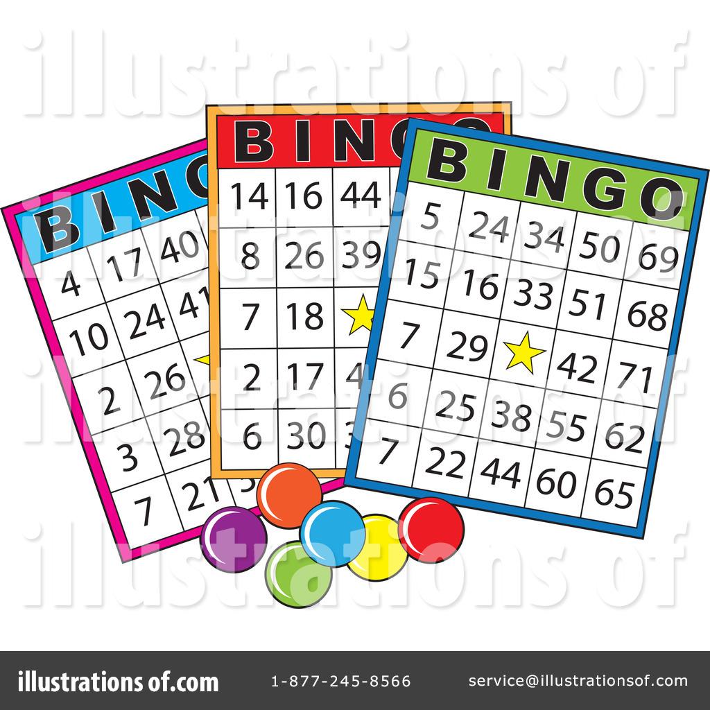 30+ Clip Art Bingo.