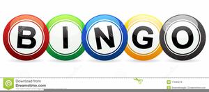 Free Bingo Border Clipart.