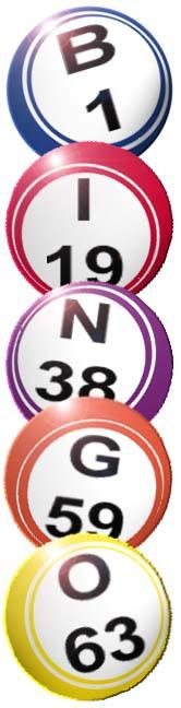 Bingo clip art Bingo is here!.