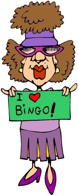 Bingo clip art 5.