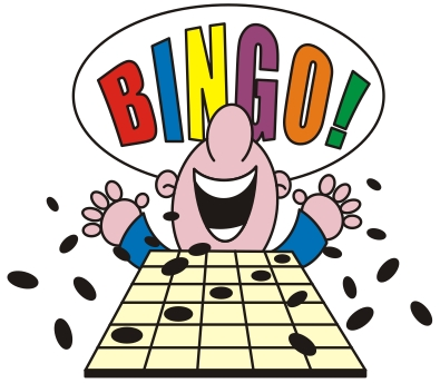 Free Bingo Clipart Pictures.
