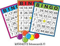 bingo clipart.