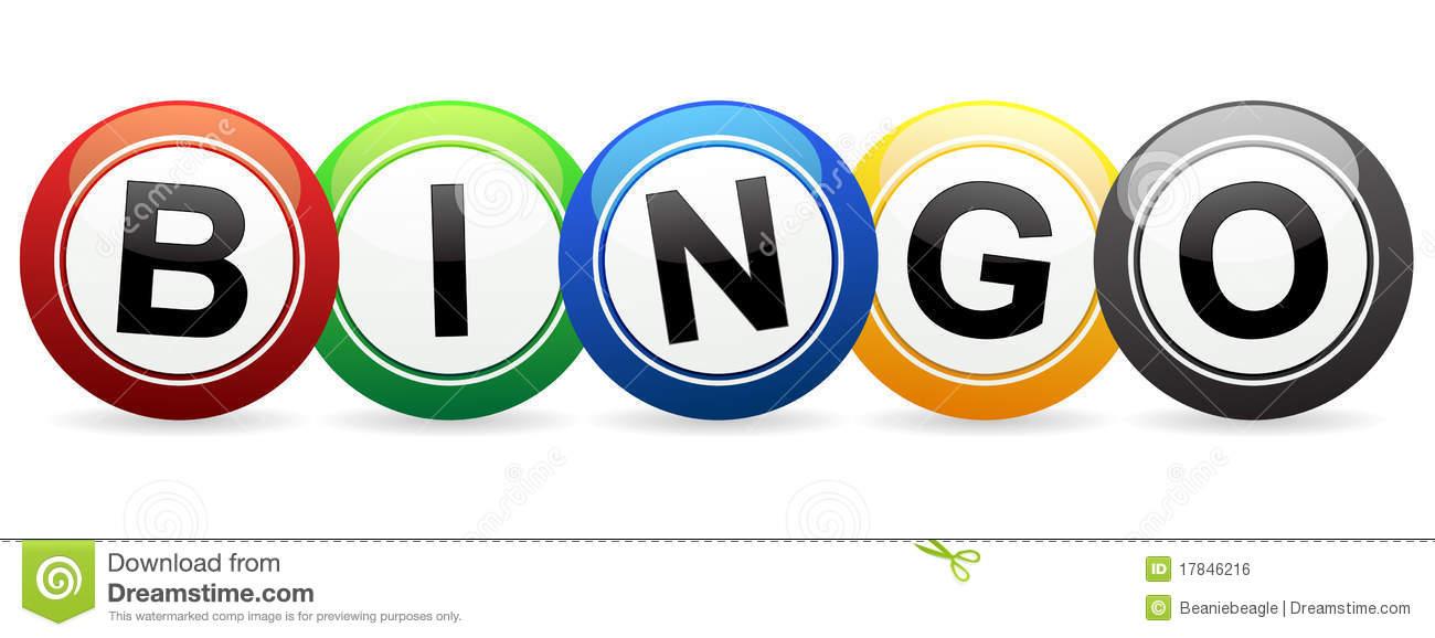 Bingo Clipart Free.