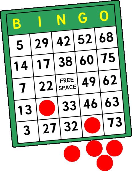 Free Bingo Cliparts, Download Free Clip Art, Free Clip Art.