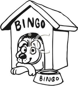 Dog Named Bingo.