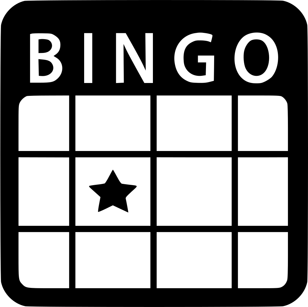 Bingo Svg Png Icon Free Download (#562572).