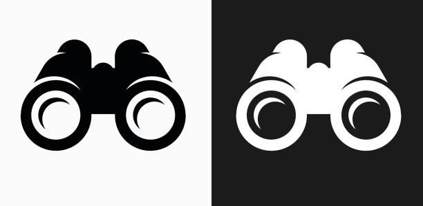 Best Binoculars Clipart Illustrations, Royalty.