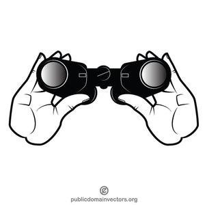 28 binoculars free clipart.