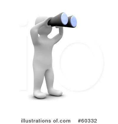 Binoculars Clipart #60332.