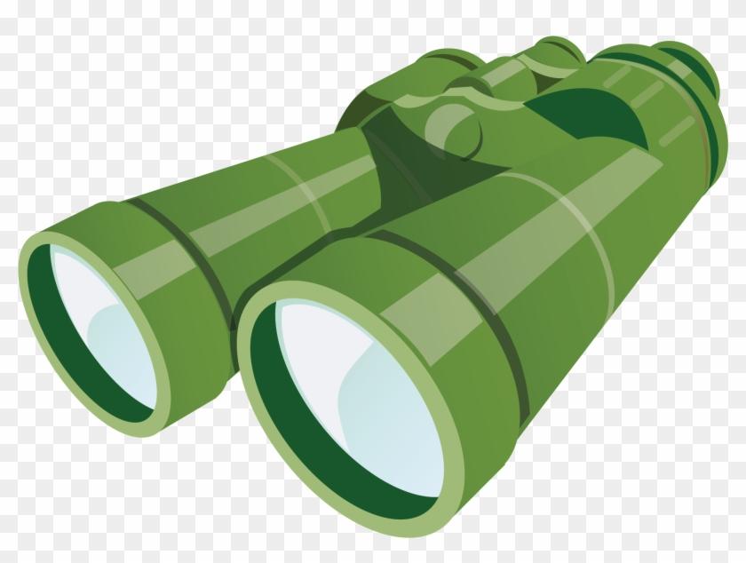 Binoculars Png Pic.