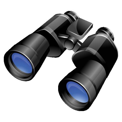Binocular PNG images free download.