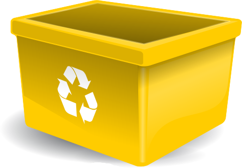 Recycle Bins Clip Art Download.