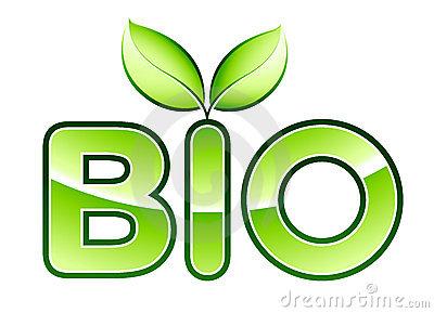 Bio Design Royalty Free Stock Photos.