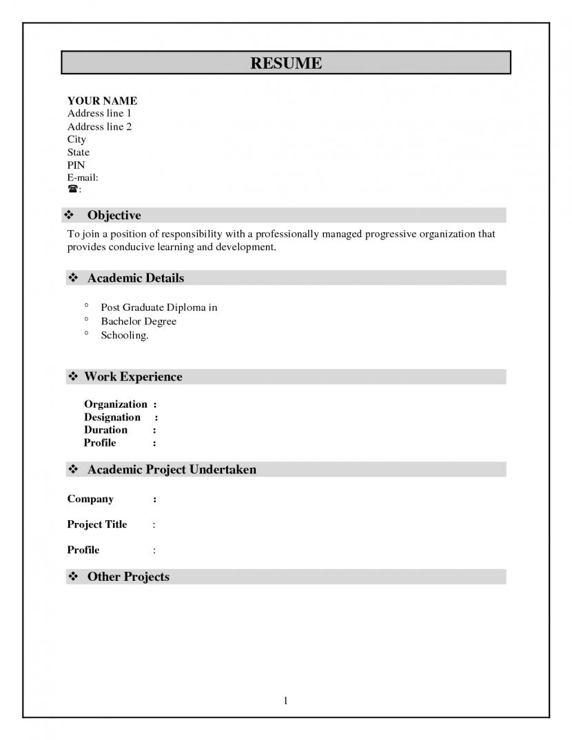 Bio Data Cv Format. sales manager resume template marketing.
