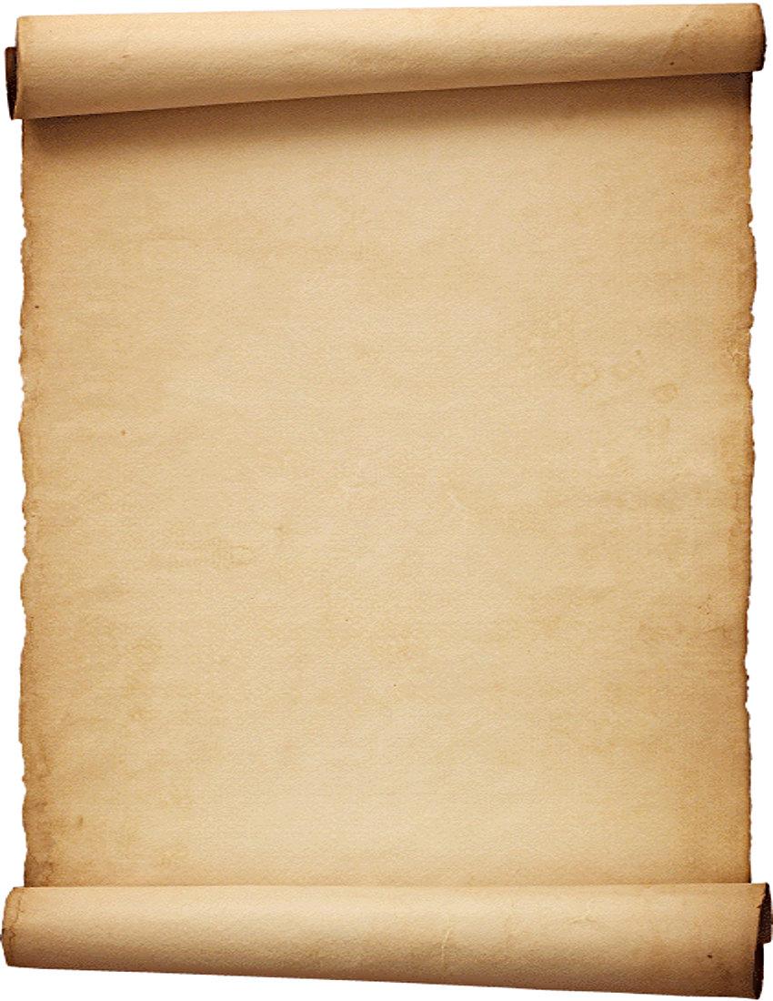 Parchment Clipart.