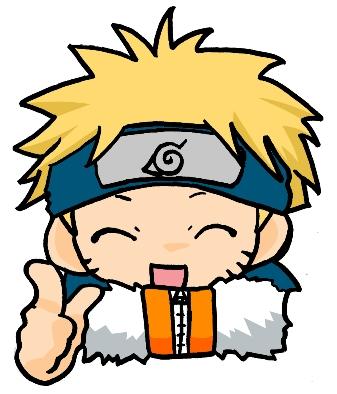Biodata Uzumaki Naruto.