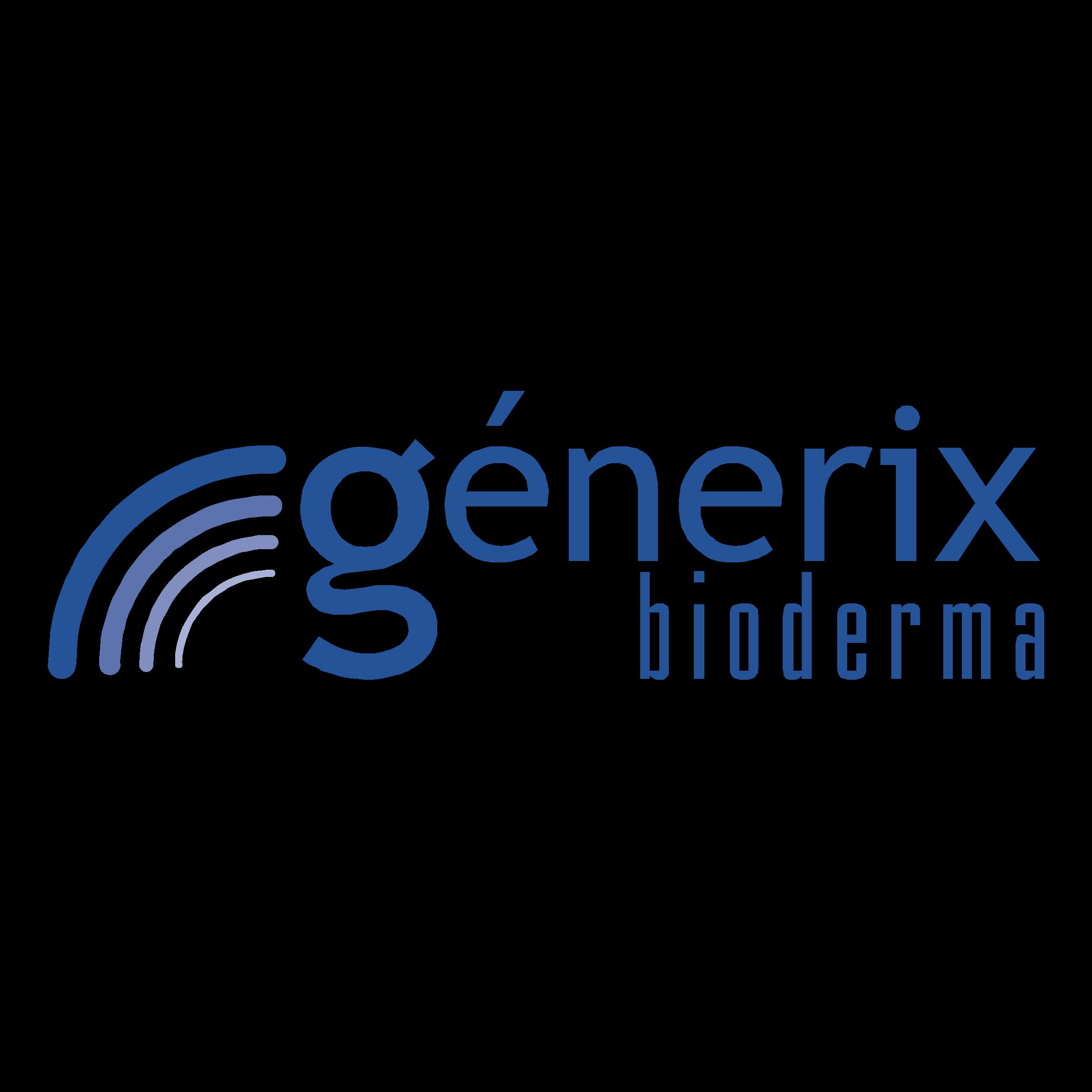 Generix Bioderma Logo PNG Transparent & SVG Vector.