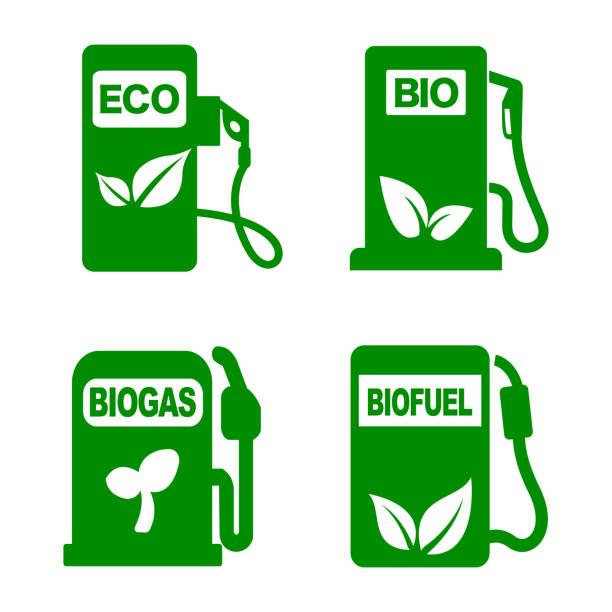 Best Biogas Illustrations, Royalty.
