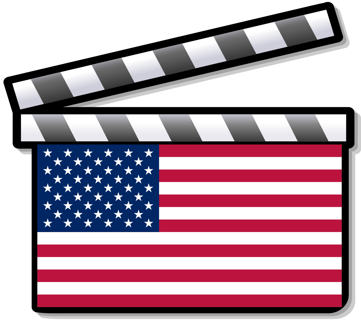 Cinema of the United States.