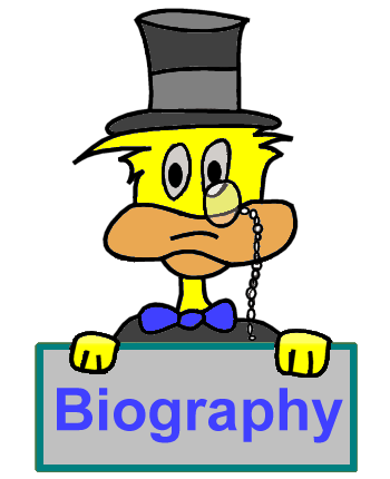 Biographies for kids: Inventors, World Leaders, Women, Civil Rights.