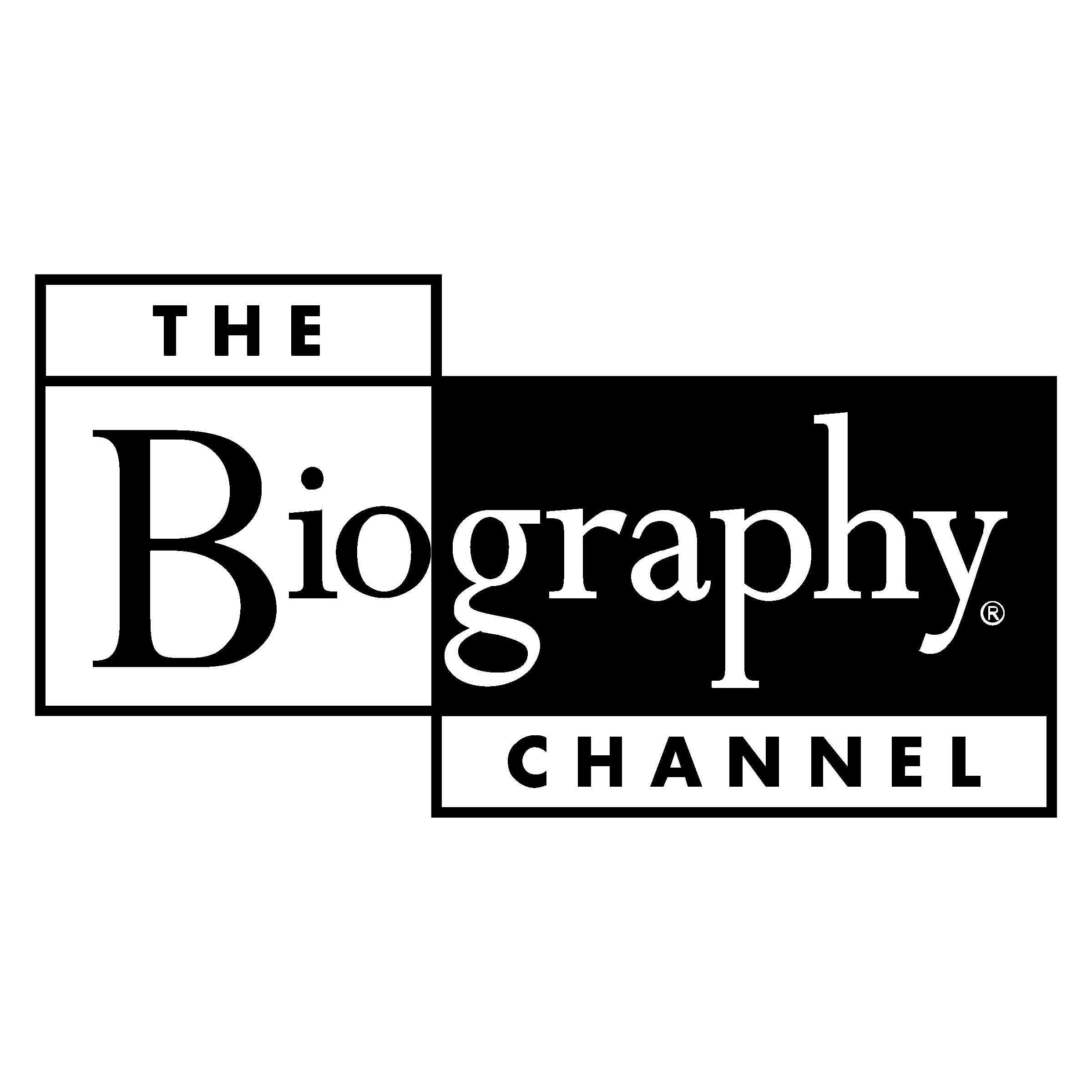The Biography Channel Logo PNG Transparent & SVG Vector.
