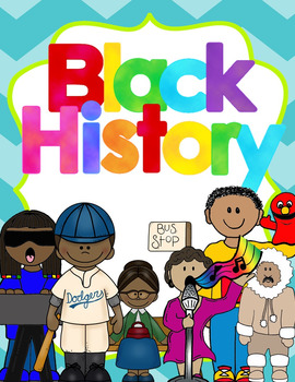 Black History Month: Biography Research Project.