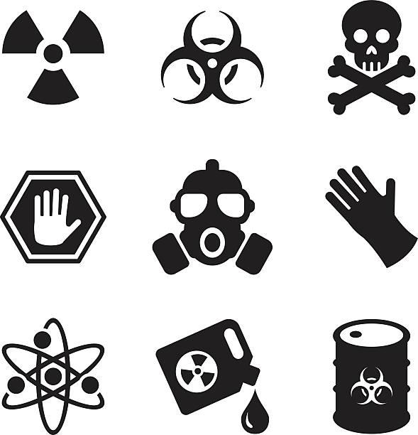Biohazard Symbol Clipart & Clip Art Images #31891.
