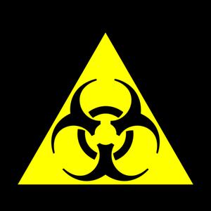 107 biohazard clip art free.