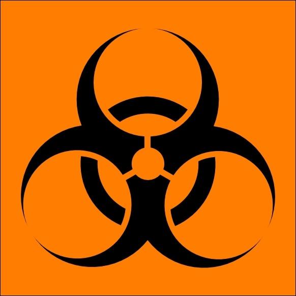 Biohazard Symbol Clipart.