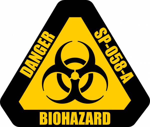 Biohazard Png Transparent Png Images Vector, Clipart, PSD.
