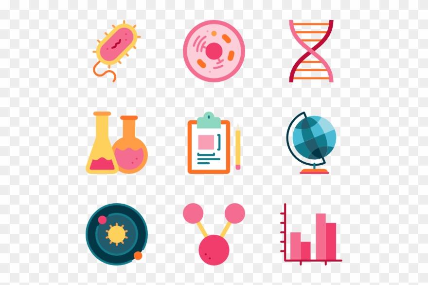 Molecular Biology Free Clipart.