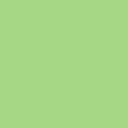 Guacamole green biomass icon.