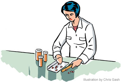 Biomedical Science Clip Art.