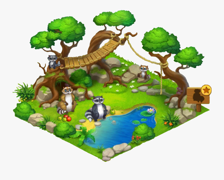 Rainforest Clipart Tundra Biome.