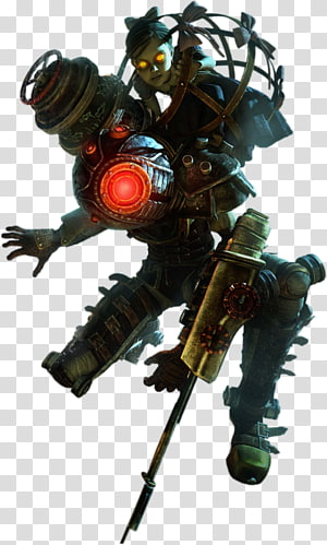 BioShock 2 PNG clipart images free download.