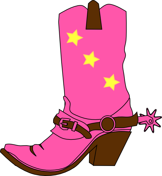 Boots Free Clipart.