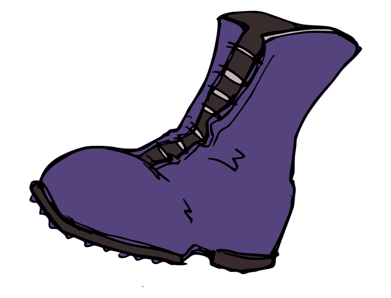 Boot Clipart.