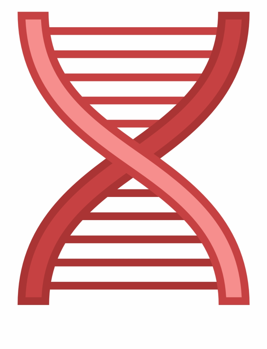 The Icon Of Biotech Is A Flat 2d Helix Shape That You.