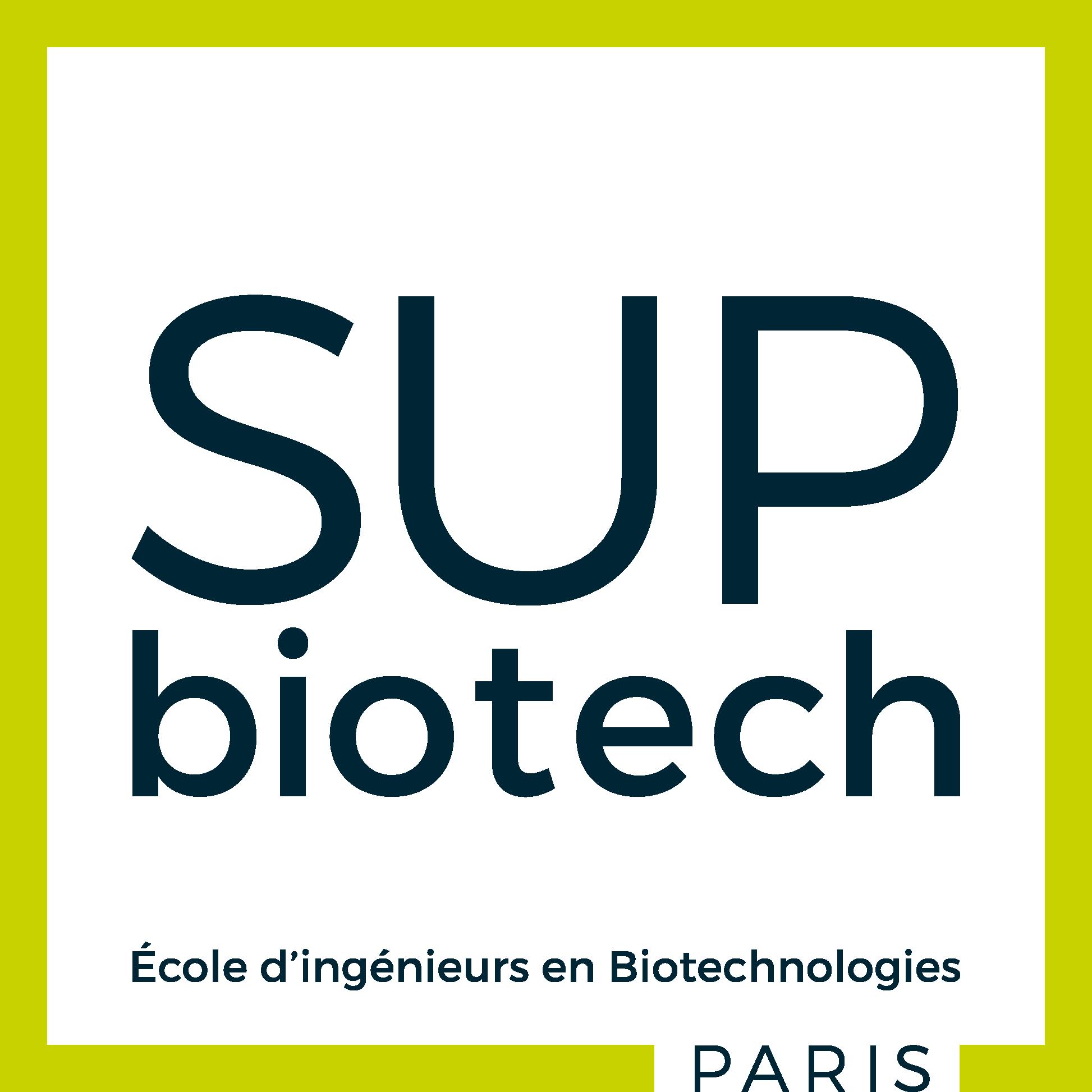 Institut Sup'Biotech de Paris.