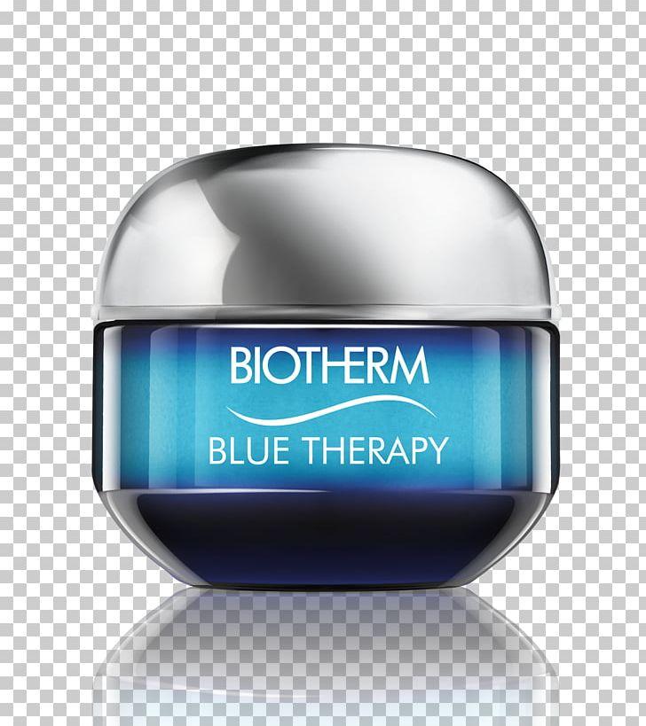 Biotherm Blue Therapy Moisturizing Cream Factor De.