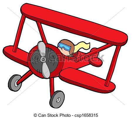 Biplane Clip Art and Stock Illustrations. 944 Biplane EPS.