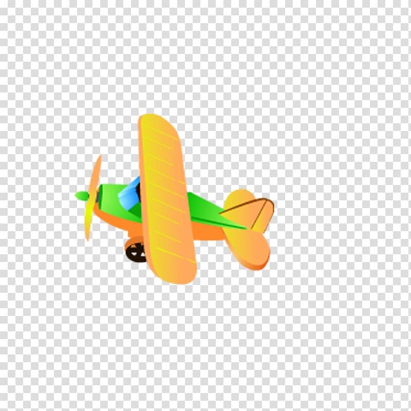 Airplane Flight, kids toys transparent background PNG.