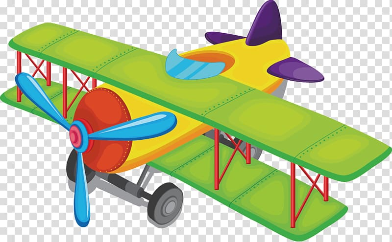 Airplane Cartoon Drawing Illustration, aircraft transparent.