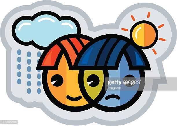 59 Bipolar Disorder Stock Illustrations, Clip art, Cartoons & Icons.