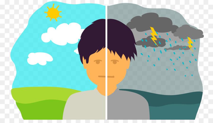 bipolar disorder clipart Bipolar disorder Borderline personality.