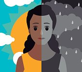 Free Bipolar Disorder Clipart and Vector Graphics.